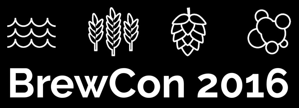 BrewCon2016logoB&WReverse