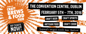 Alltech Craft Brews and Food Fair @ The Convention Centre | Dublin | Dublin | Ireland